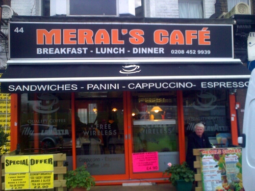 Meral's Cafe